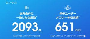 結果は年収651万円