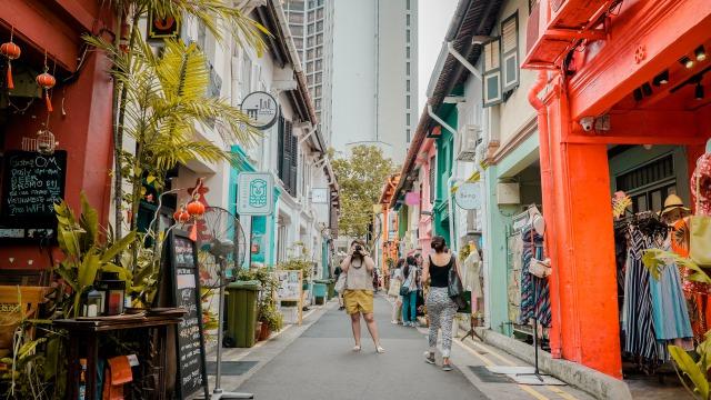 シンガポールでのサロンワークを勧める理由